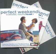 PERFECT WEEKEND – PROMO 3 CD SET (2003) BLONDIE, JACKSONS, BANGLES ETC