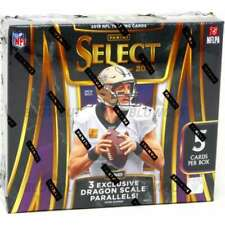 Tom Brady  2019 Select TMALL 6XBox Player Break 5