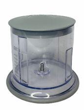 Ninja QB900B Master Prep Blender Replacement Part 16oz Chopper Bowl with Lid