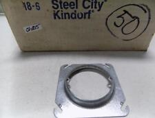 """STEEL CITY 4"""" ELECTRICAL PLATE COVER"""
