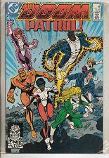 DC Comics Doom Patrol #8 May 1988 VF+