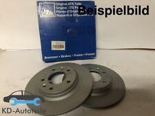 2x ATE Bremsscheiben vorn für Citroen C4,C5 Peugeot 308,5008 usw. 24.0128-0269.1