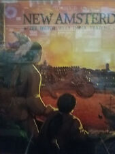 New Amsterdam The Dutch West Indies Trading Company Pandasaurus Board Game New!