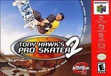 Tony Hawk's Pro Skater 2 (Nintendo 64, 2001)