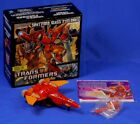TRANSFORMERS COLLECTORS CLUB EXCLUSIVE SHATTERED GLASS CYCLONUS TIMELINES