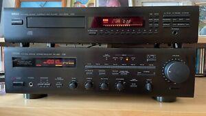 Yamaha Natural Sound - Stereo Receiver RX-450 + CD Player CDX-530E