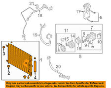 Chevrolet GM OEM 04-08 Aveo Air Conditioner A/C AC-Condenser 96834083