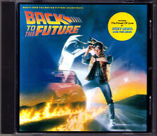BACK to the future Alan Silvestri ritorno al futuro colonna sonora Huey Lewis CD