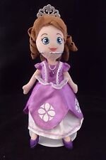 "10"" Sofia the first princess Plush Stuffed Animal Doll Disney 2013"