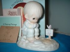 Precious Moments In His Time #Pm872 Spring Garden Members Only! V $73 New!