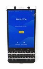 """BlackBerry Keyone 4.5"""" Android Smartphone Gsm Unlocked 32Gb Silver See Desc"""