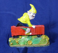 Cairn Studio Box Car Willies Gnome from Tom Clark 1997 Take Me Home