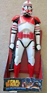 STAR WARS31 inch Shocktrooper Clone Trooper Jakks Pacific, BNIB!