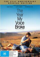The Year My Voice Broke (DVD, 2013)