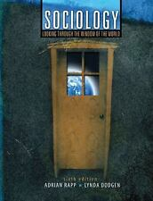Sociology: Looking through the Window of the World