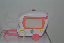 Littlest Pet Shop~Rescue Tails Center~Ambulance Only~White Pink~Working Lights