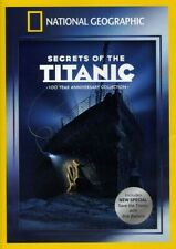 Secrets of the Titanic: Anniversary Edition [New DVD] Dolby, Widescree