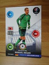 Panini Adrenalyn XL Road to Uefa Euro 2016 Nr. 55 Manuel Neuer Deutschland