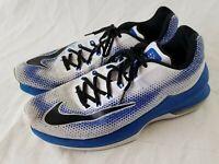 Nike Air Max Infuriate Low White/Black-Varsity Royal Size US 11 Men's 852457 101