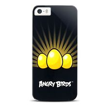 Coque Housse Angry Birds Collection Yellow Eggs pour iPhone 5/5S/SE