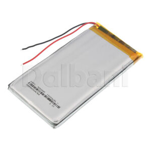 785095P Internal Lithium Polymer Rechargeable Battery 3.7V 1000mAh 8x50x95mm