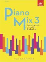 Piano Mix 3 - Great Arrangements for Easy Piano Grades 3-4