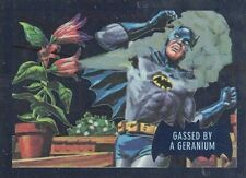 2016 Justice League DC7-6 Batman On Cryptomium Classic TV Gassed By A Geranium