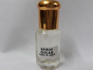 Rose (Shahi Gulab) Attar/Ittar concentrated Perfume Oil -10 ml energizing aroma