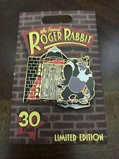 Disney Who Framed Roger Rabbit Walt Sent Me Jessica Pin Limited Edition New