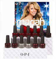 OPI ~*** Mariah Carey Collection ***~ NEW, UNUSED, FULL SIZE! 0.5oz