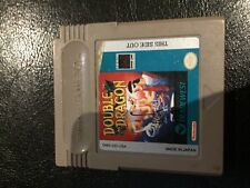 DOUBLE DRAGON GAMEBOY ADVANCE GB GBA *TESTED*