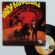 """Vinyle 45T Eddy Mitchell  """"Chacun pour soi"""""""