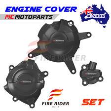 For Yamaha YZF R3 2015-2017 15 16 17 AU Black Engine Cover Protector