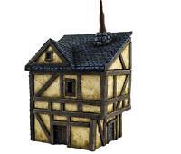WWG Fantasy Village Town House – 28mm Medieval Wargaming Terrain Model Scenery