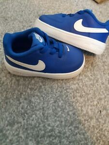 Nike Air force 1 Size 4.5 Baby boy