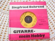 Gitarre mein Hobby Band 2 Siegfried Behrend Zimmermann Musikverlag Lernheft