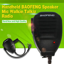 Handheld Speaker Mic Walkie Talkie BAOFENG Radio UV-5R V2+ BF-F8+WP970