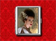 BRIDE OF FRANKENSTEIN MONSTER 3 METAL WALLET CARD CIGARETTE ID IPOD CASE