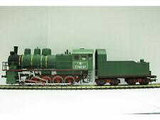 Stand model of Soviet Steam Locomotive EM type HO scale