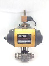WORCESTER CONTROLS NORBRO 40R SERIES 15 RDB40-1SD1-NOB-PH PNEU ACTUATOR (B390)