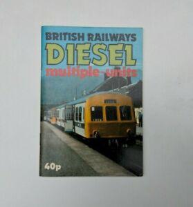 Ian Allen British Railways Diesel Multiple Units 1975