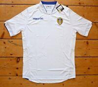 LEEDS UNITED FOOTBALL SHIRT LEEDS HOME SOCCER Jersey Size: XL (*EU XXL)