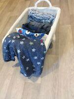 Baby Boys Bundle Jeans, shirt, jacket, top Next, F&F & Zara 9-12 Months