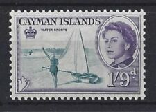 Elizabeth II (1952-Now) Cats Caymanian Stamps