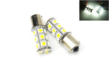 2x High Power 18 SMD LED 1156 BA15s P21W for NISSAN Reverse Back up Light 6000K