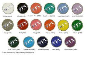 Diamond FX Facepaint Individual Colors 32grams  Face Paint