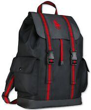 Ralph Lauren Polo Backpack Bookbag Red Gym Bag New