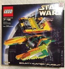 LEGO Bounty Hunter Pursuit 7133 Star Wars Factory Sealed New 253pcs