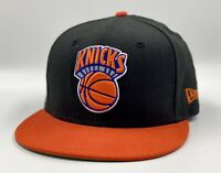 New Era NY New York Knicks Snapback NBA 9FIFTY HWC Basketball Hat Cap