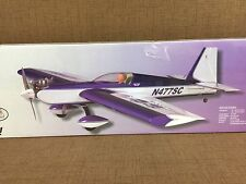 SIG Somethin Extra RC Plane Kit Model RC-76 Nitro Gas Airplane New Vintage